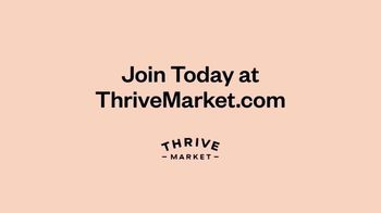 Thrive Market TV Spot, 'No Brainer' - Thumbnail 8