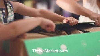 Thrive Market TV Spot, 'No Brainer' - Thumbnail 3