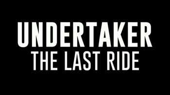 WWE Network TV Spot, 'Undertaker: The Last Ride: primer capítulo' [Spanish] - 4 commercial airings