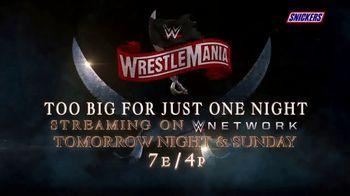 WWE Network TV Spot, 'WrestleMania 36' [Spanish] - Thumbnail 5