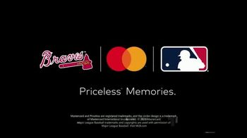 Mastercard TV Spot, 'MLB Priceless Moments: Atlanta Braves' - Thumbnail 10