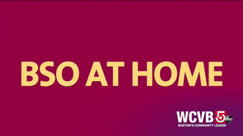 Boston Symphony Orchestra TV Commercial, 'At Home'