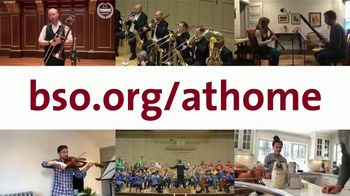 Boston Symphony Orchestra TV Spot, 'At Home' - Thumbnail 9