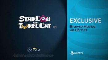 DIRECTV Cinema TV Spot, 'Stardog and Turbocat' - Thumbnail 9