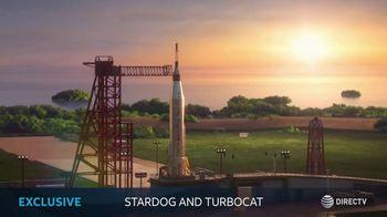 DIRECTV Cinema TV Spot, 'Stardog and Turbocat' - 25 commercial airings