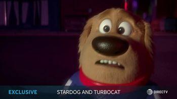 DIRECTV Cinema TV Spot, 'Stardog and Turbocat' - Thumbnail 3