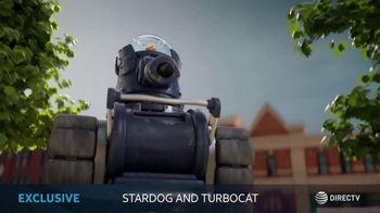 DIRECTV Cinema TV Spot, 'Stardog and Turbocat' - Thumbnail 4
