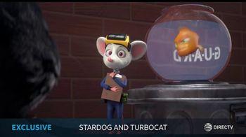 DIRECTV Cinema TV Spot, 'Stardog and Turbocat' - Thumbnail 6