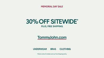 Tommy John Memorial Day Sale TV Spot, '30% Off' - Thumbnail 10
