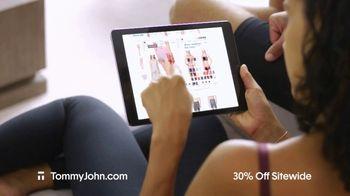Tommy John Memorial Day Sale TV Spot, '30% Off' - Thumbnail 8
