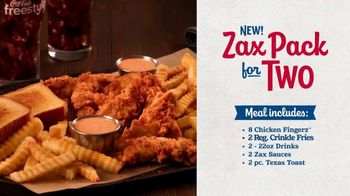 Zaxby's Zax Pack for Two TV Spot, 'You Don't Have to Share' - Thumbnail 3
