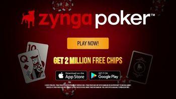 Zynga Poker TV Spot, 'Join the Biggest Poker Party on Mobile' - Thumbnail 10