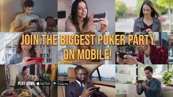 Zynga Poker TV Spot, 'Join the Biggest Poker Party on Mobile' - Thumbnail 4