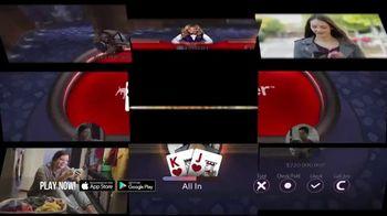 Zynga Poker TV Spot, 'Join the Biggest Poker Party on Mobile' - Thumbnail 5