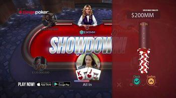 Zynga Poker TV Spot, 'Join the Biggest Poker Party on Mobile' - Thumbnail 6