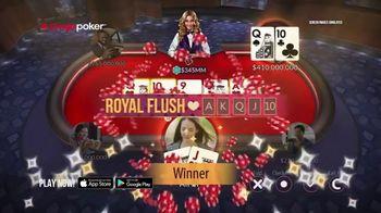Zynga Poker TV Spot, 'Join the Biggest Poker Party on Mobile' - Thumbnail 7