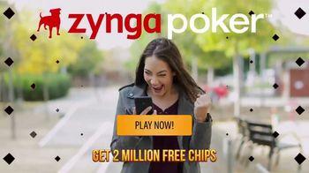 Zynga Poker TV Spot, 'Join the Biggest Poker Party on Mobile' - Thumbnail 9