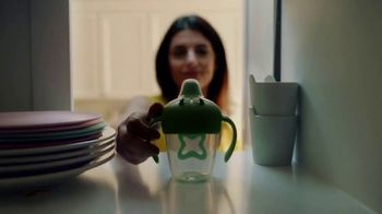 Raid Ant & Roach Killer 27 TV Spot, 'Sippy Cup' - 8552 commercial airings
