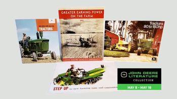 Mecum On Time Auctions TV Spot, 'John Deere Literature Collection' - Thumbnail 2