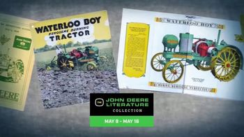 Mecum On Time Auctions TV Spot, 'John Deere Literature Collection' - Thumbnail 4