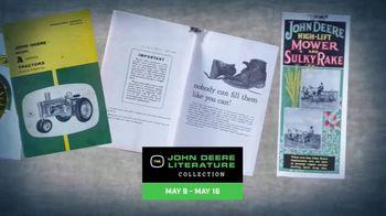 Mecum On Time Auctions TV Spot, 'John Deere Literature Collection' - Thumbnail 6