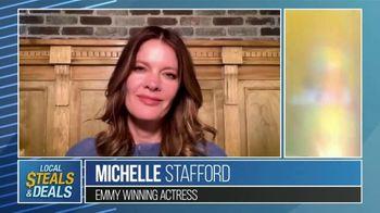 Local Steals & Deals TV Spot, 'Skin Nation' Featuring Michelle Stafford, Lisa Robertson - Thumbnail 3