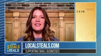Local Steals & Deals TV Spot, 'Skin Nation' Featuring Michelle Stafford, Lisa Robertson - 1 commercial airings