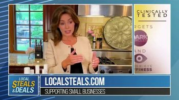 Local Steals & Deals TV Spot, 'Skin Nation' Featuring Michelle Stafford, Lisa Robertson - Thumbnail 8