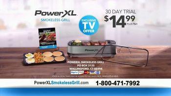 Power XL Smokeless Grill TV Spot, 'Smoke-Extracting Technology' - Thumbnail 9
