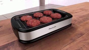 Power XL Smokeless Grill TV Spot, 'Smoke-Extracting Technology' - Thumbnail 3