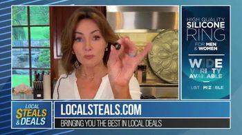 Local Steals & Deals TV Spot, 'Qalo' Featuring Lisa Robertson - Thumbnail 5