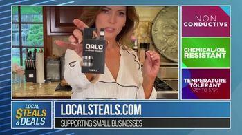 Local Steals & Deals TV Spot, 'Qalo' Featuring Lisa Robertson - Thumbnail 7
