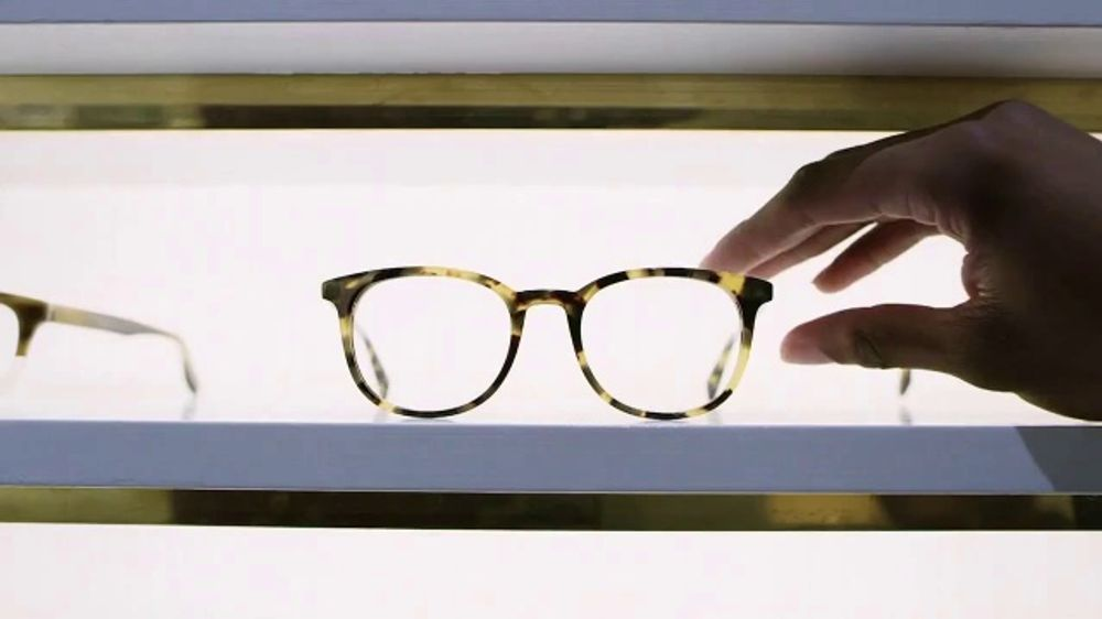 Warby Parker TV Commercial, 'Design Your Own Eyewear For Less'