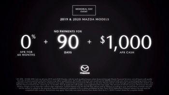 Mazda Memorial Day Event TV Spot, 'Move Forward Confidently' [T2] - Thumbnail 8