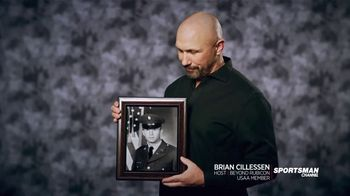 USAA TV Spot, 'Memorial Day: Sportsman Channel: Brian Cillessen'