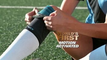 Copper Fit ICE Knee Sleeves TV Spot, 'Menthol and CoQ10' - Thumbnail 2