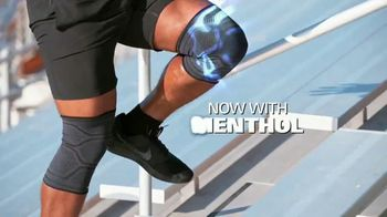 Copper Fit ICE Knee Sleeves TV Spot, 'Menthol and CoQ10' - Thumbnail 3