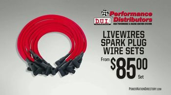 PowerNation Directory TV Spot, 'Spark Plug Wire Sets, Seats, Headers and Radiator Combos'
