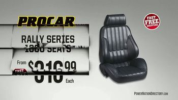 PowerNation Directory TV Spot, 'Spark Plug Wire Sets, Seats, Headers and Radiator Combos' - Thumbnail 4