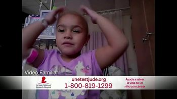 St. Jude Children's Research Hospital TV Spot, 'Mayela' [Spanish] - Thumbnail 3