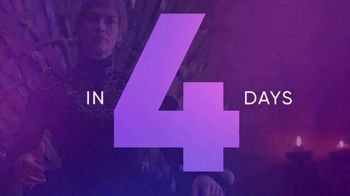 HBO Max TV Spot, 'In Four Days' - Thumbnail 1