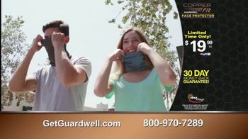 Copper Fit GuardWell Face Protector TV Spot, 'New Normal' - Thumbnail 10