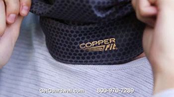 Copper Fit GuardWell Face Protector TV Spot, 'New Normal' - Thumbnail 7