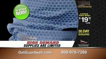 Copper Fit GuardWell Face Protector TV Spot, 'New Normal' - Thumbnail 8