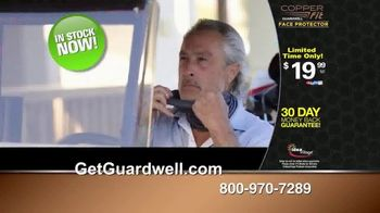 Copper Fit GuardWell Face Protector TV Spot, 'New Normal' - Thumbnail 9