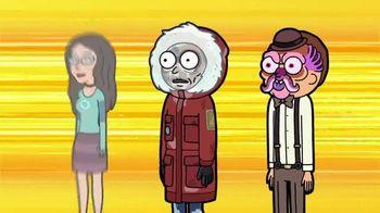 Pocket Mortys TV Spot, 'New Avatars: S.O.S Morty, Nargles Morty, Morty's Girlfriend'