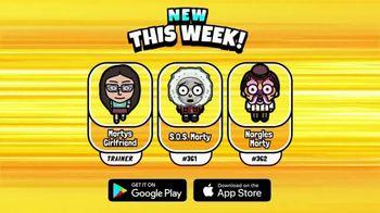 Pocket Mortys TV Spot, 'New Avatars: S.O.S Morty, Nargles Morty, Morty's Girlfriend' - Thumbnail 4