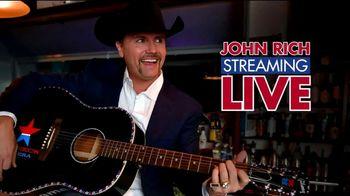 FOX Nation TV Spot, 'Memorial Day Live With John Rich' - Thumbnail 4