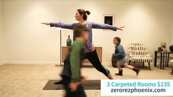 Zerorez TV Spot, 'Three Rooms for $135' - Thumbnail 6
