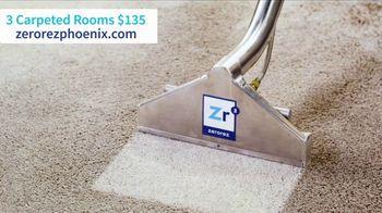 Zerorez TV Spot, 'Three Rooms for $135' - Thumbnail 9